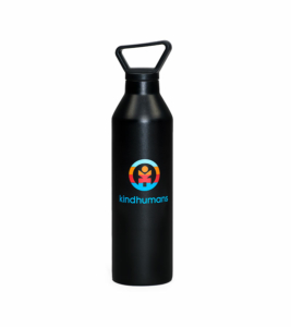 Kindhumans x MiiR 23oz Vacuum Insulated Bottle – Color Logo