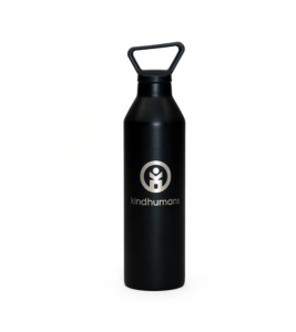 Kindhumans x MiiR 23oz Vacuum Insulated Bottle – Etched Logo