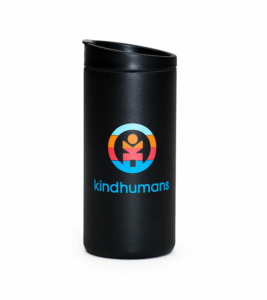 Kindhumans x MiiR 12oz Travel Tumbler – Color Logo