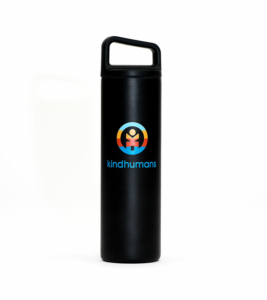 Kindhumans x MiiR 20oz Wide Mouth Bottle – Color Logo