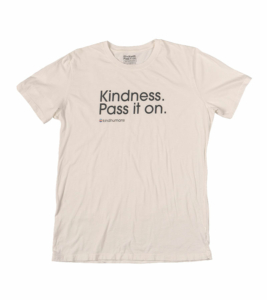 Kindhumans Kindness. Pass It On. Tee
