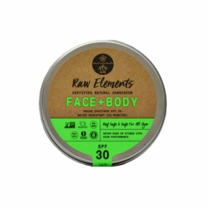 Face + Body Lotion SPF 30 *Plastic-free Tin*