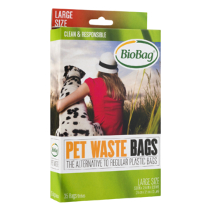 Pet Waste Bags (Large Size)
