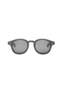 Genusee Roeper Polarized Classic Black + Dark Grey
