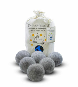 Cozy Grey Eco Dryer Balls
